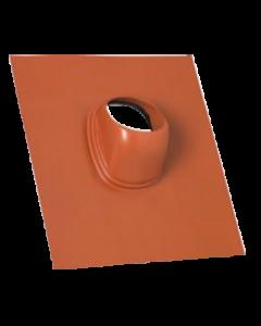 Dachdurchgang Top D160 25-45° rot