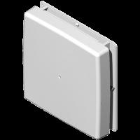 Innenblende Quadra V-284x284 weiß