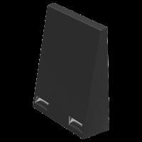 Wetterschutzhaube FlexOffice Anth-RAL7016