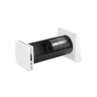 3in1-Badlüftung mit WRG inkl. Simplex 175